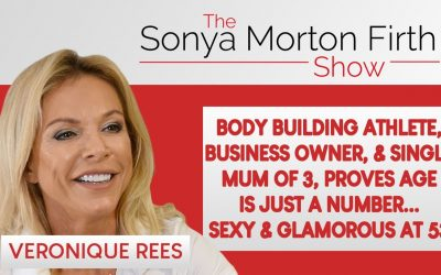 Veronique Rees – Bodybuilding athlete, business owner,& single mum of 3, proves age is just a number