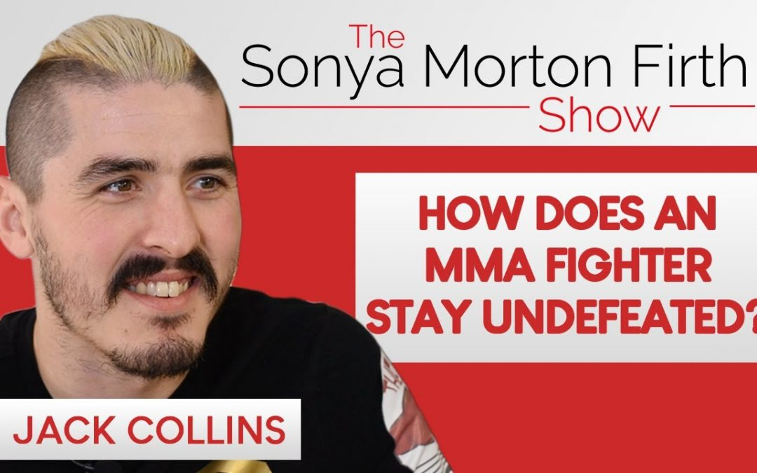 Jack Collins – How does an MMA Fighter stay undefeated?