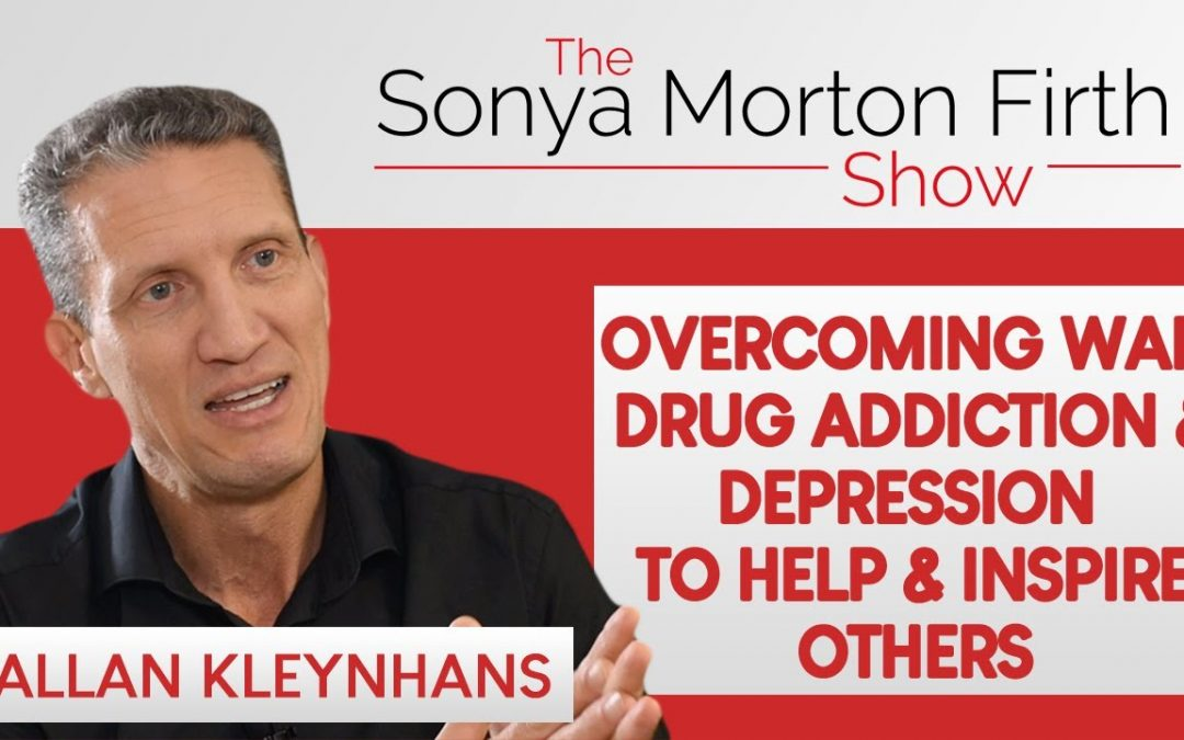 Allan Kleynhans – Overcoming War, Drug Addiction & Depression To Help & Inspire Others